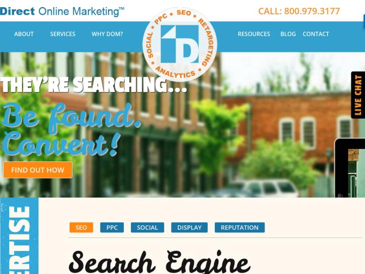 Direct Online Marketing on 10SEOS