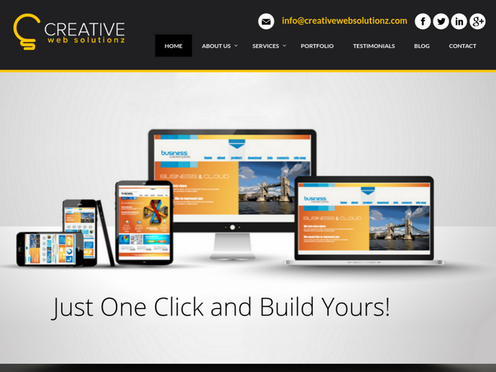 Creative Web Solutionz on 10SEOS