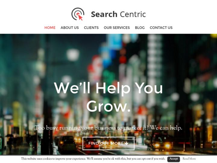 Search Centric Ltd on 10SEOS