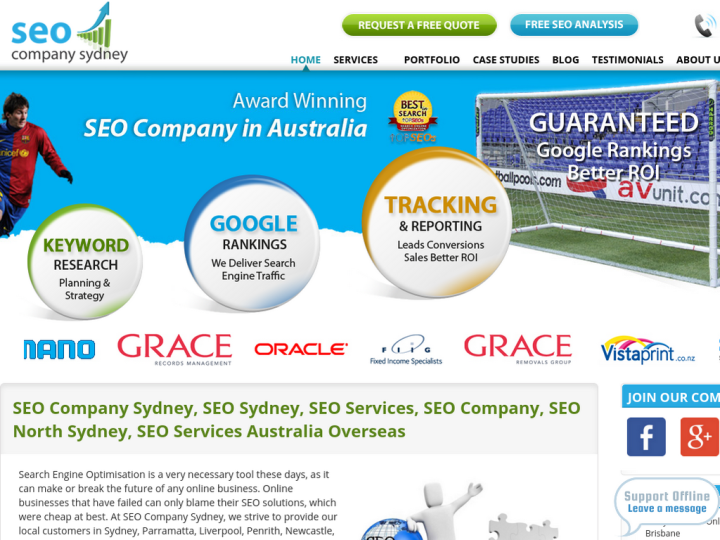 SEO Company Sydney on 10SEOS