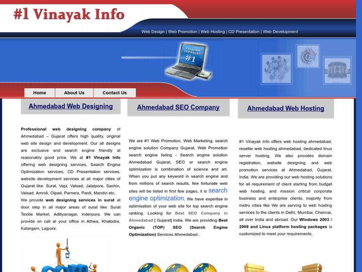 Vinayak InfoSoft on 10SEOS