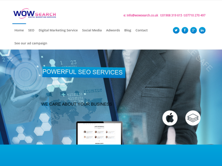 Wow Search on 10SEOS