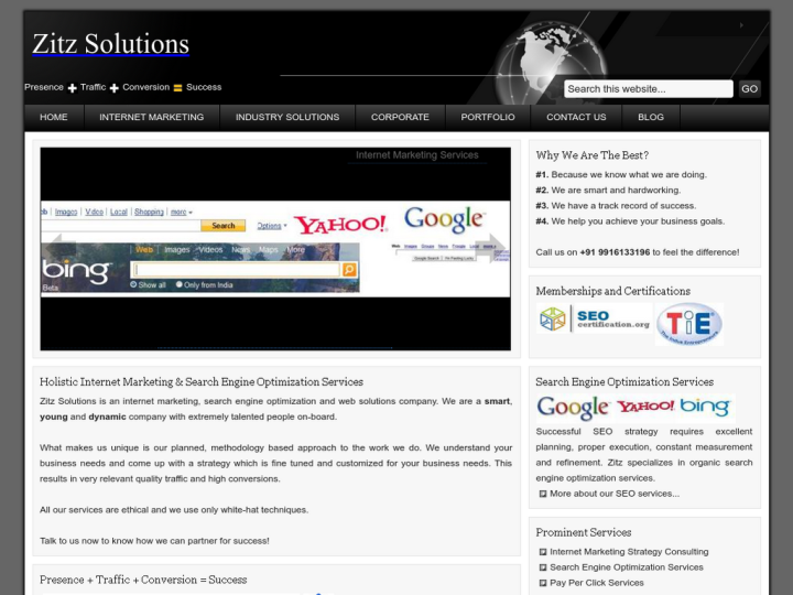 Zitz Solutions on 10SEOS