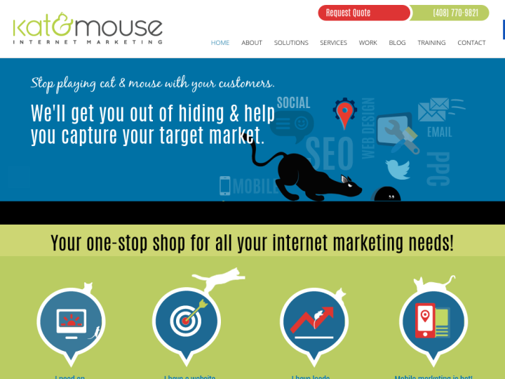 Kat & Mouse Co. on 10SEOS