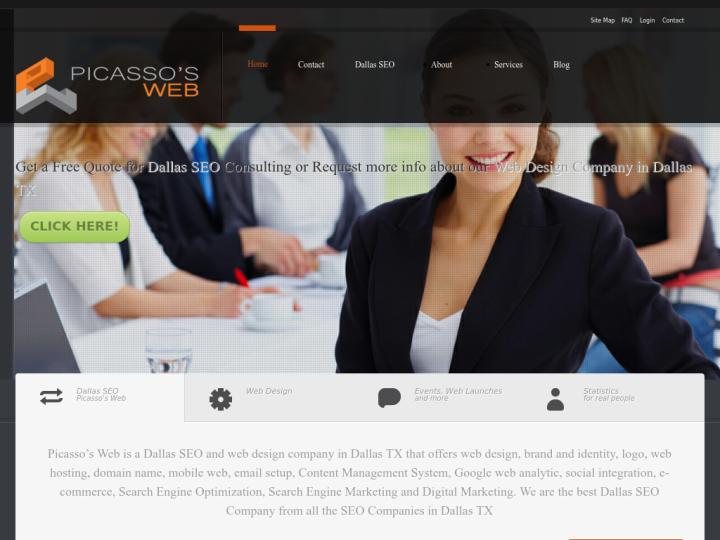Picasso's Web on 10SEOS