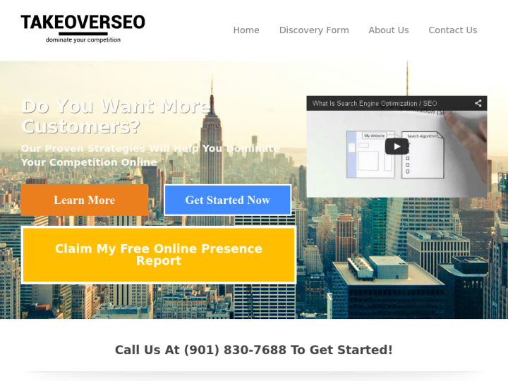 Take Over SEO on 10SEOS