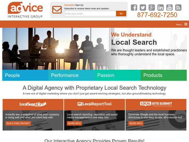 Advice Interactive Group on 10SEOS