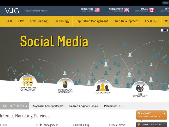 VJG Interactive on 10SEOS
