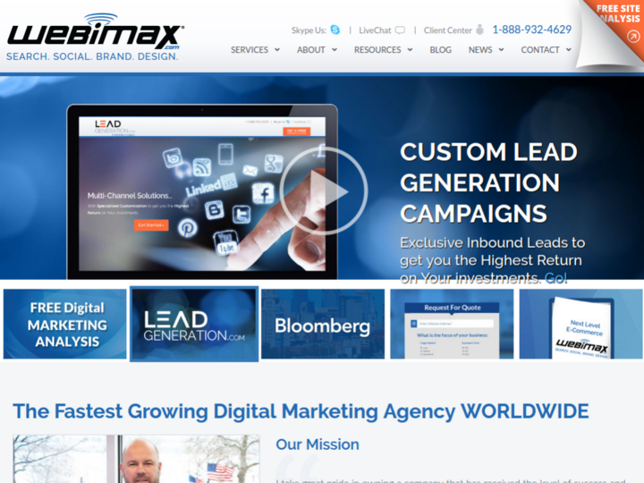 WebiMax, LLC on 10SEOS