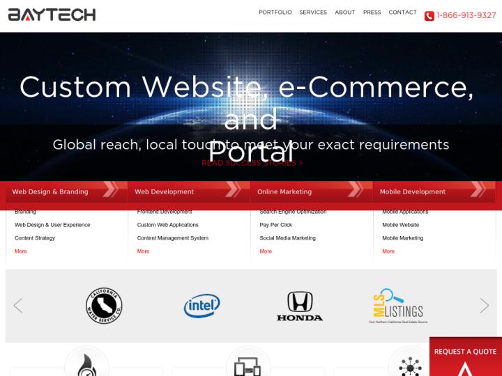 Baytech, Inc. on 10SEOS