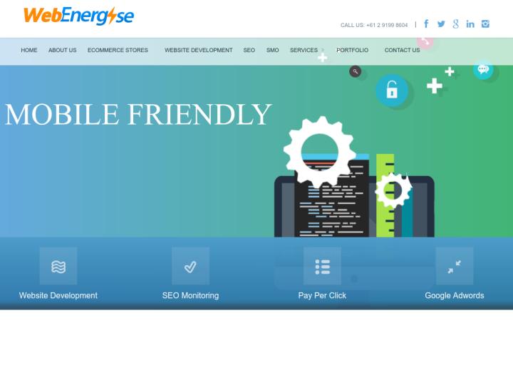 Web Energise on 10SEOS