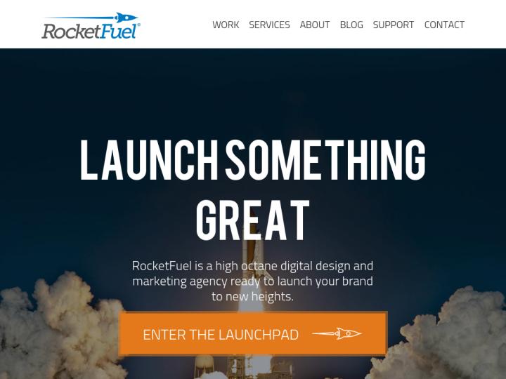 RocketFuel on 10SEOS