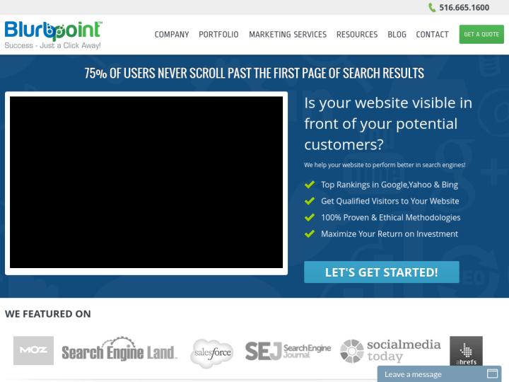 BlurbPoint Media Pvt Ltd on 10SEOS
