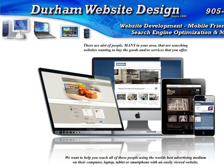 Durham Website Design on 10SEOS
