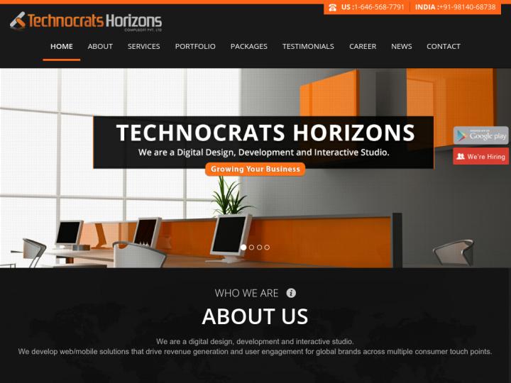 Technocrats Horizons on 10SEOS