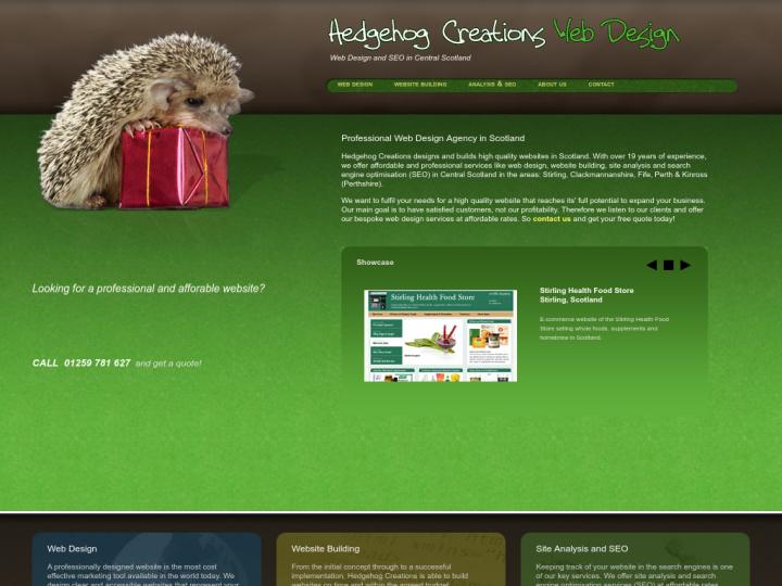 Hedgehog Creations on 10SEOS